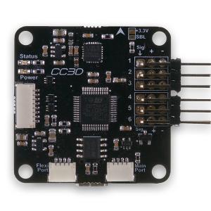 CopterControl CC3D Atom Hardware Setup mdash LibrePilot