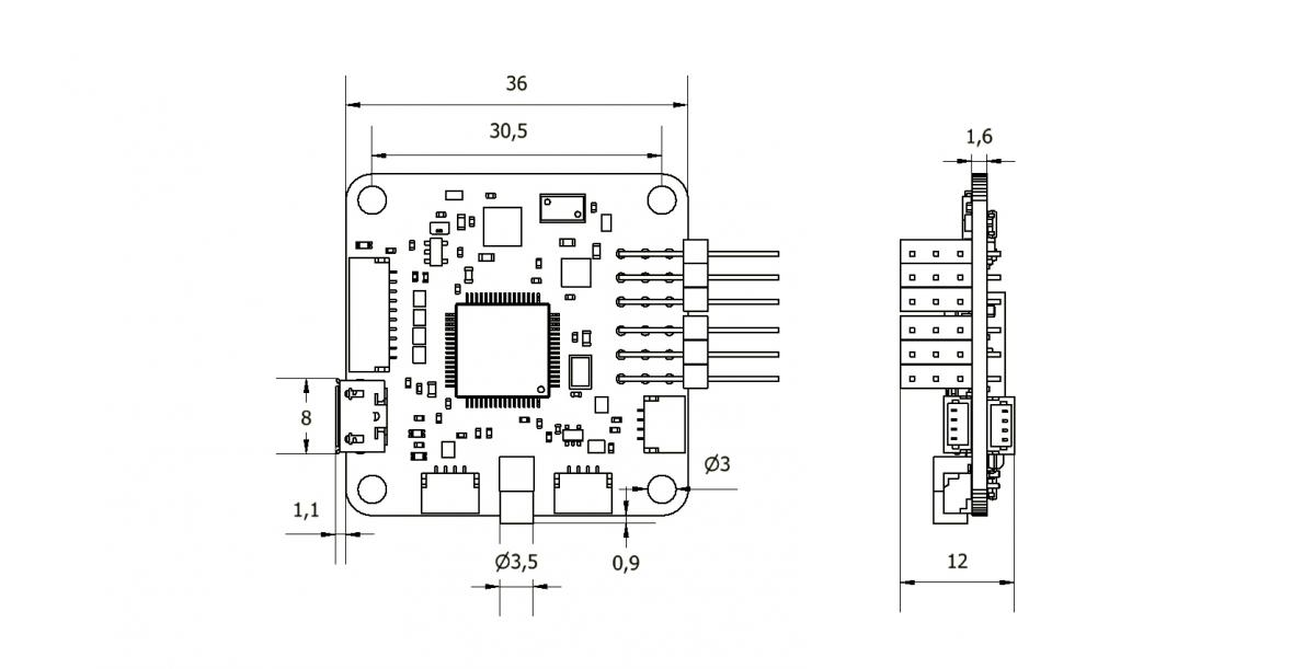 revolution board setup librepilot openpilot wiki 0 1 4 documentation images revoschematic jpg